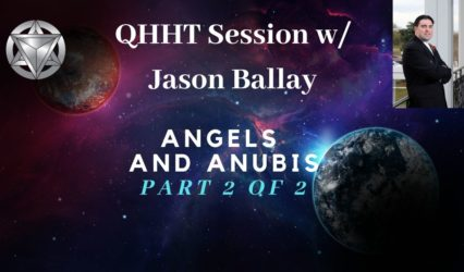 QHHT session – Angels and future changes